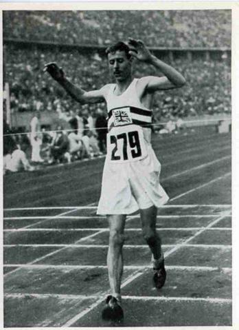 Harold Whitlock 1936 Berlin