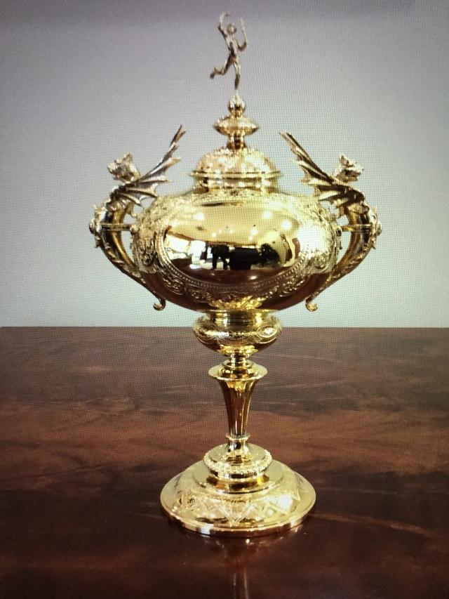 Restored Trophy